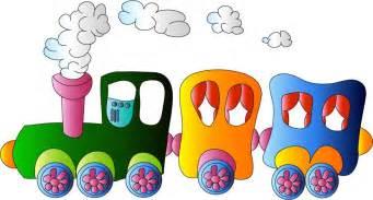 imagenes infantiles tren dibujos coloreados trenes para imprimir