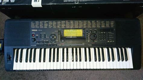 Lcd Keyboard Yamaha Psr 620 yamaha psr 620 keyboard warwickshire instruments