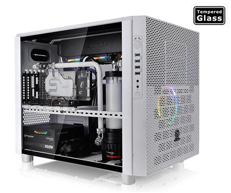 Cube Gaming Alvore 3 Side Tempered Glass 3 Fan Rgb thermaltake germany x5 tempered glass snow edition ca 1e8 00m6wn 00