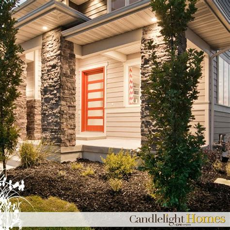 southern utah contemporary contemporary exterior www candlelighthomes com utah homebuilder red front