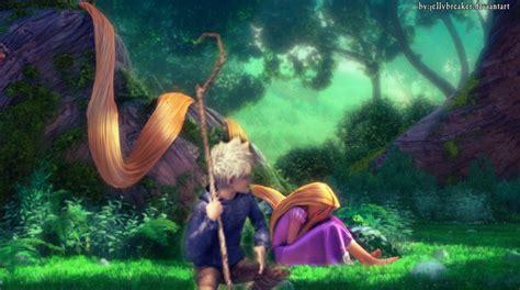 imagenes de jack y rapunzel jack and rapunzel by jellybreaker on deviantart