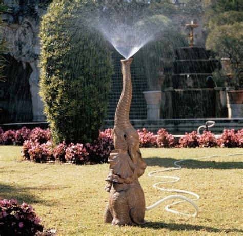 Elephant Garden Accessories 50 Beautiful Elephant Figurines And Elephant Shaped Home