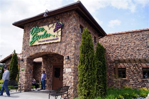 mashed thoughts olive garden tulalip wa