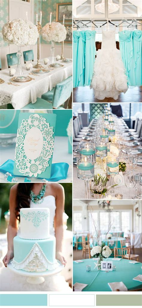 aqua green wedding ideas spring summer wedding color ideas 2017 from pantone