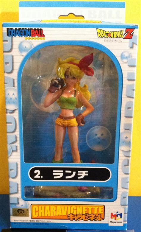 Charavignette Lunch megahouse charavignette visual guide figures