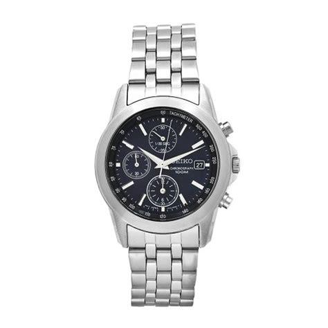 buy cheap seiko s sndc07p1 chronograph blue