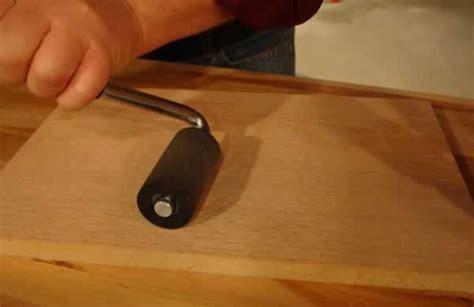 apply wood veneer woodworking wood veneer easy