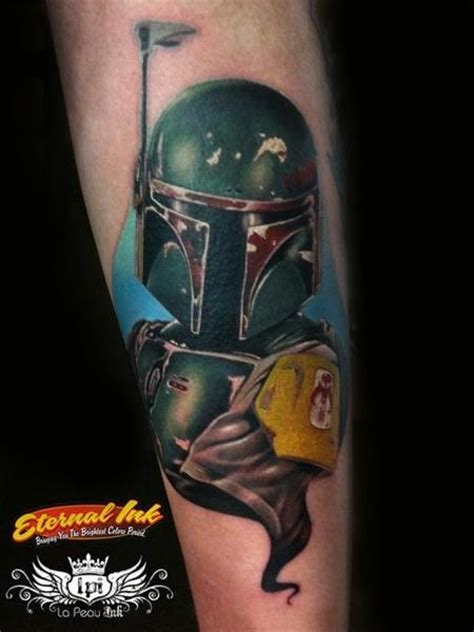 boba fett tattoo 25 boba fett tattoos that kick tattoodo
