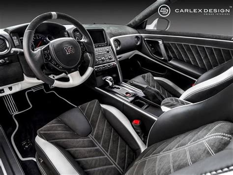 Custom Interior by Custom Interior For Nissan Gt R By Carlex Design