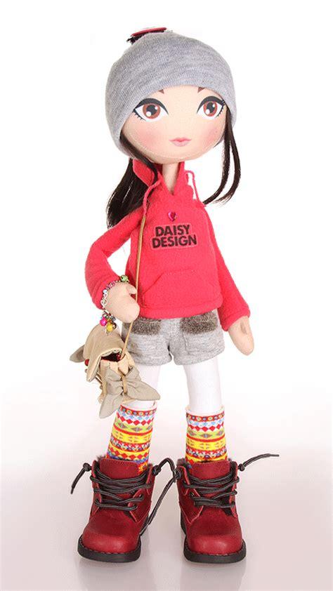 design a doll daisy daisy doll on behance