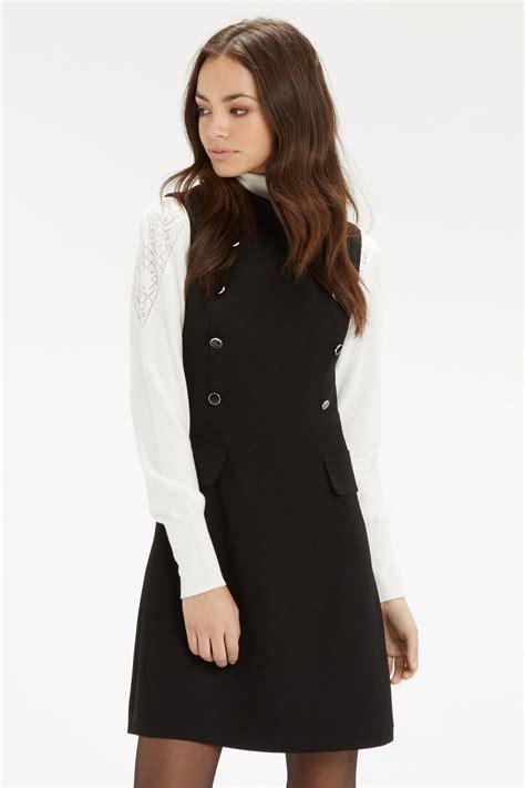 Sweater Hoodie Shift lyst oasis 60s a line shift dress in black