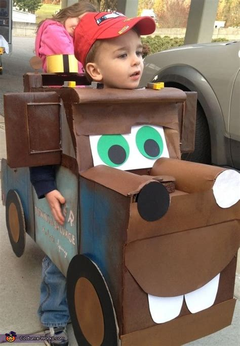 tow mater halloween costume contest  costume workscom