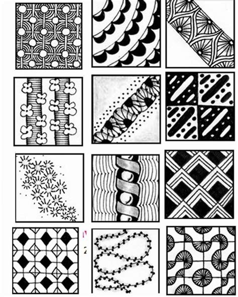 simple pattern top marks simple zentangle patterns bing images gotta do