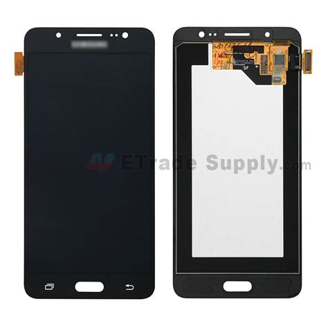 Ipush X Level Samsung J5 2016 J510 Model Ipush samsung galaxy j5 2016 sm j510 lcd and digitizer assembly black etrade supply