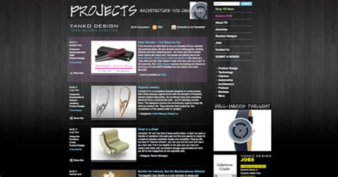yanko design magazine 10 excellent blogs about industrial design