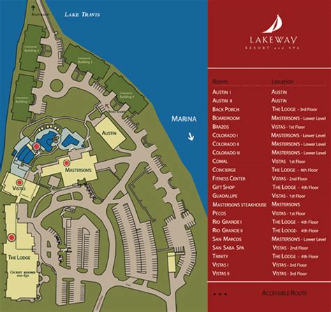 map of lakeway texas lakeway resort and spa lakeway tx