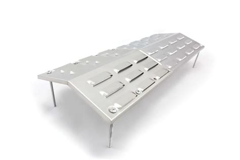 grillpro universal stainless steel heat plate the home