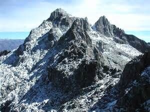 Pico bolivar the highest mountain in venezuela photo peter