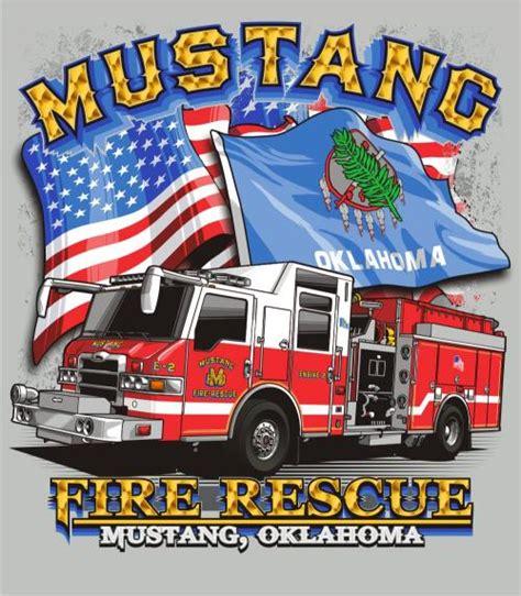 mustang ok department department t shirt sale city of mustang oklahoma