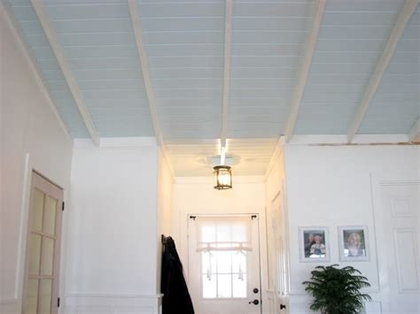 Shiplap Ceiling Pictures shiplap ceiling exle remodel