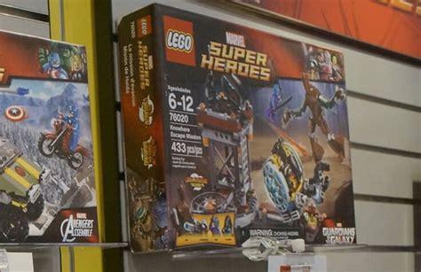 Lego Heroes 76020 Knowhere Escape Mission 76020 knowhere escape mission premi 232 re image brick heroes