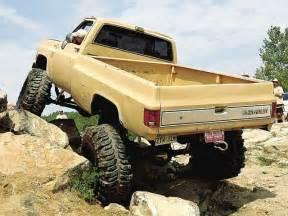 1987 chevy k30 flexin 73 87 gm trucks