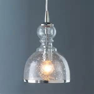 pendant lighting glass shades copy cat chic shades of light seeded glass pendant