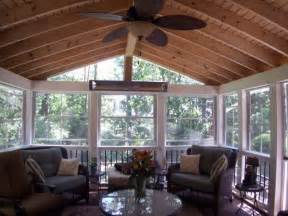 rustic four season rooms season room interior parkville md decks porches pinterest room