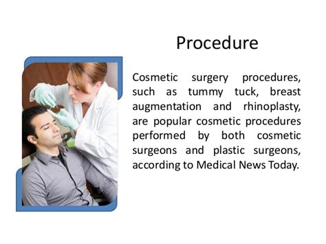 7 Cosmetic Procedures Id To by What Is The Difference Between A Cosmetic Doctor And A