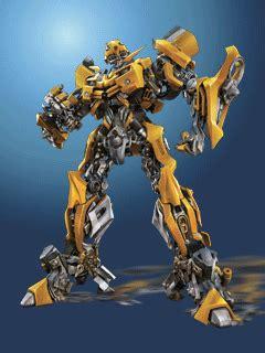 Termos 3d Transfomers Buble Bee rapeizee 100 anima 231 oes para celular 240x320
