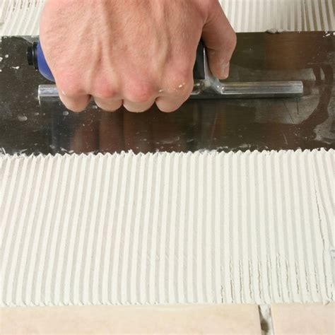 What Type Of Trowel For Floor Tile by Tile Trowels The Tile Home Guide