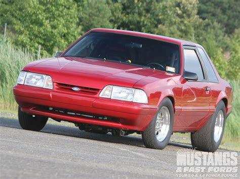 1991 ford mustang information and photos momentcar