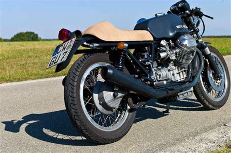 Motorrad Ohne Sitzbank by Avanti Moto Guzzi