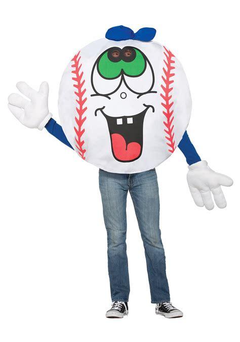 Costume Baseball baseball mascot costume