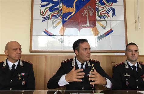 www carabinieri it dati carabinieri il colonnello manca saluta siena con i dati