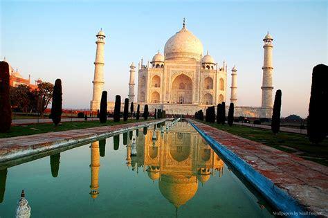 Agra Ka Taj Mahal Wallpaper Hd