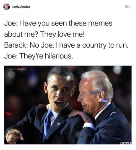 Best Obama Meme - the best obama biden memes taking over the internet the nug