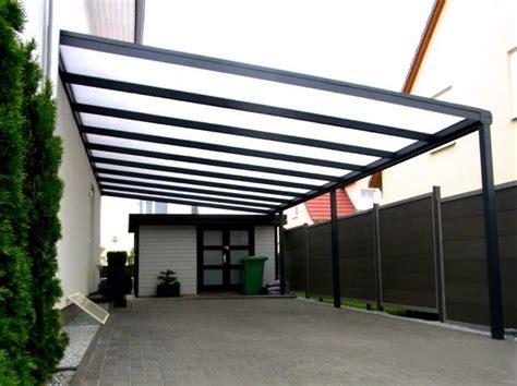 carport stahl preisliste carport mit stegplatten und integrieter regenrinne