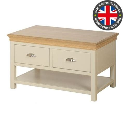 painted coffee tables with drawers best 25 painting oak furniture ideas on