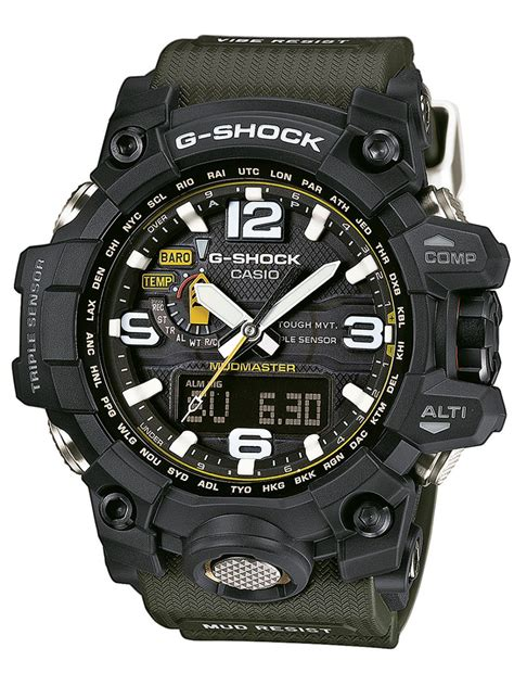 G Shock 1125 by Casio G Shock Mudmaster Gwg 1000 1a3er Uhrcenter