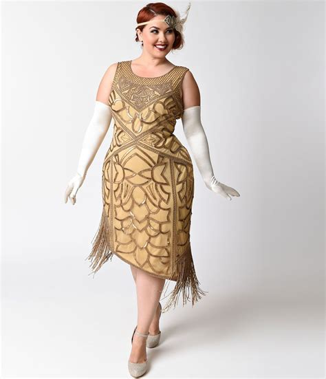 1920s plus size wedding dresses shop 1920s plus size dresses and costumes flapper style