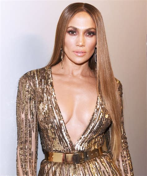 No Details On Jlo the gallery for gt no makeup