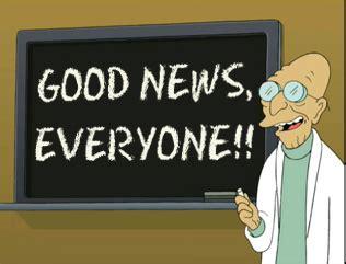 Good News Meme - 5apps dev blog