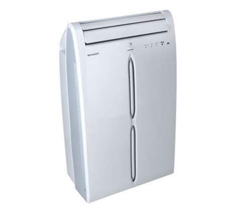 Ac Sharp sharp library 10 000 btu portable air conditioner qvc