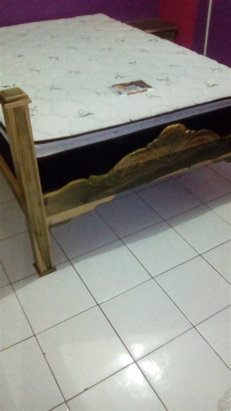 bed and side table set used size bed set with mattress side table for sale