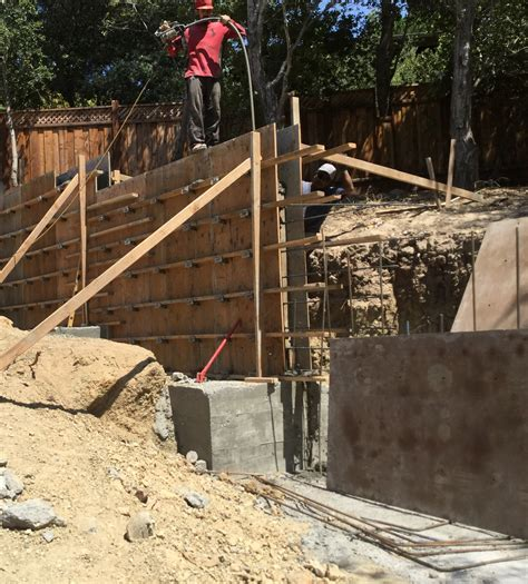Garden Wall Foundations Retaining Wall Design Foundation Engineering Consultants