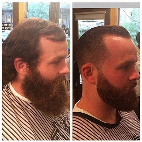 mens hairline types best 25 trimmed beard styles ideas on pinterest