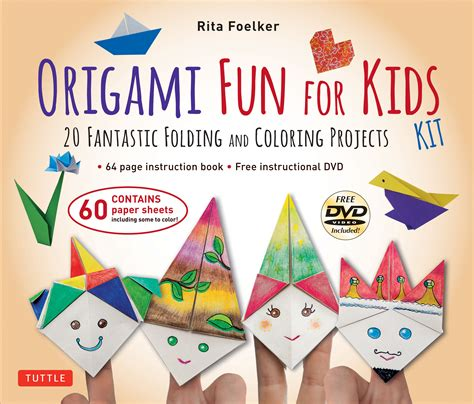 Origami Books For Children - origami for newsouth books