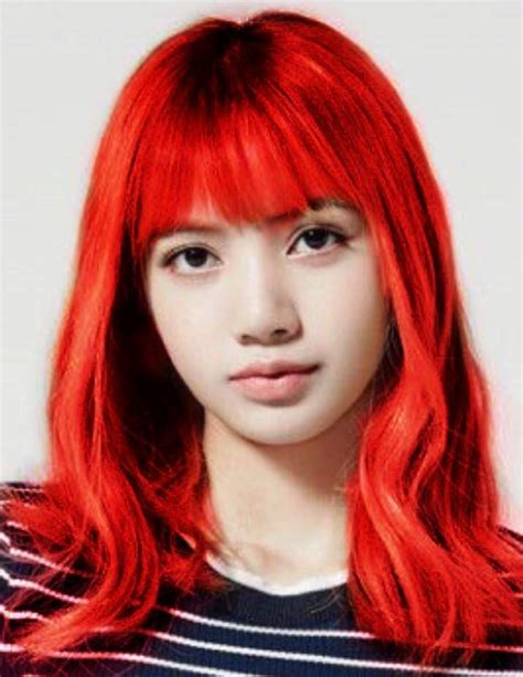 is lisa on la hair a man tested hair colors on lisa blink 블링크 amino
