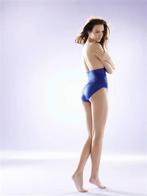 Highwaist Electric Blue Highwaist Punny high waist girdle in electric blue shape sensation